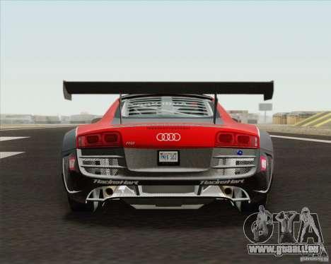 Audi R8 LMS v2.0.1 für GTA San Andreas Seitenansicht