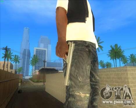 .44 Automag from TBOGT für GTA San Andreas zweiten Screenshot
