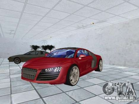 Audi Le Mans Quattro für GTA San Andreas