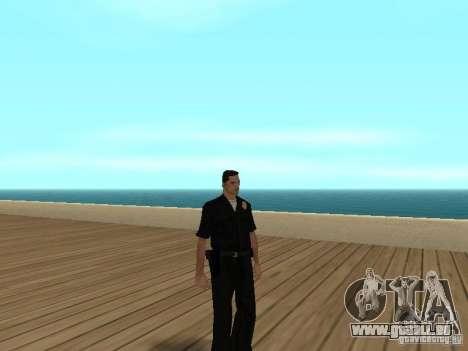 Flics lâches pour GTA San Andreas quatrième écran