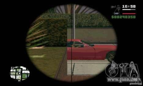 Le KSVK (IOS-98) pour GTA San Andreas troisième écran