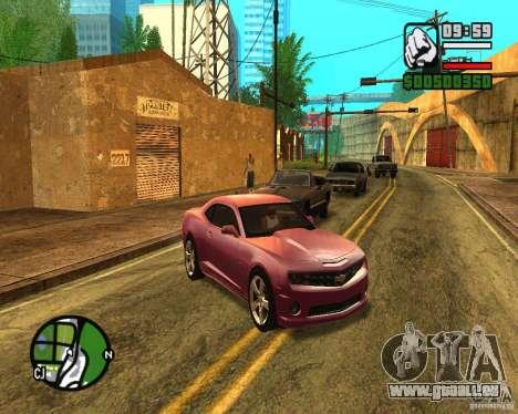 ENBSeries 2012 für GTA San Andreas