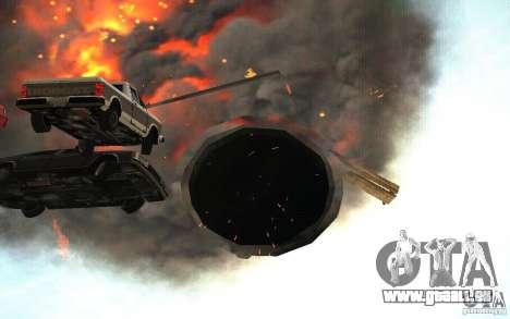 Trou noir pour GTA San Andreas cinquième écran