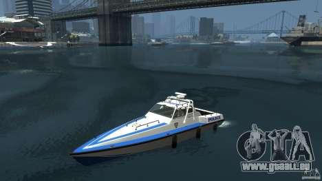 NYPD Predator pour GTA 4