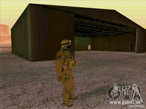 Amerikanische Morpeh für GTA San Andreas dritten Screenshot