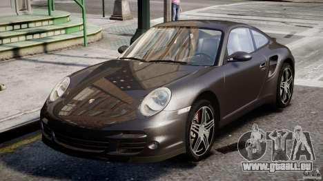 Porsche 911 Turbo für GTA 4 linke Ansicht