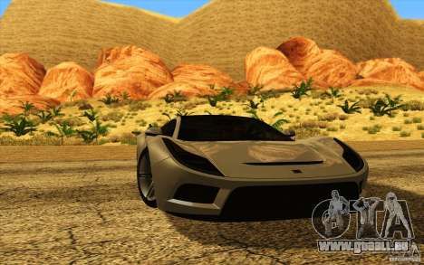 ENBSeries HD für GTA San Andreas dritten Screenshot