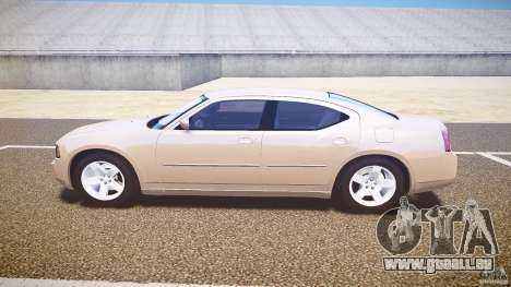 Dodge Charger RT Hemi 2007 Wh 1 für GTA 4 linke Ansicht