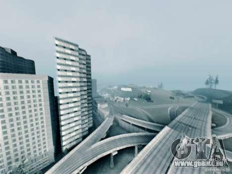 Setan ENBSeries pour GTA San Andreas troisième écran