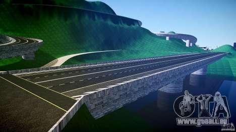 Drift Paradise V2 pour GTA 4 septième écran