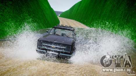 Chevrolet Blazer K5 Stock pour GTA 4