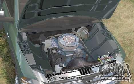 Dodge Ram 3500 Stock Final für GTA 4 Innen