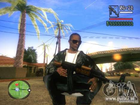 New ENBSEries 2011 v3 für GTA San Andreas siebten Screenshot