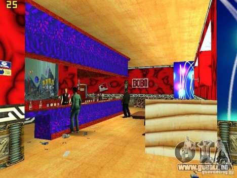 New Bar Ganton v.1.0 für GTA San Andreas dritten Screenshot