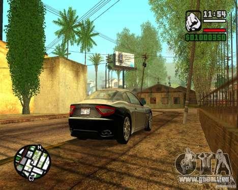 ENBSeries 2012 für GTA San Andreas siebten Screenshot