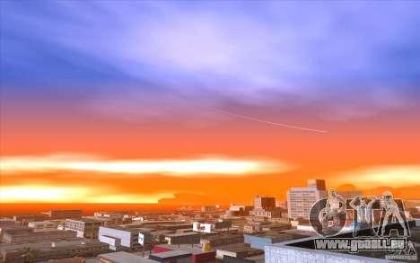 Timecyc Los Angeles pour GTA San Andreas sixième écran