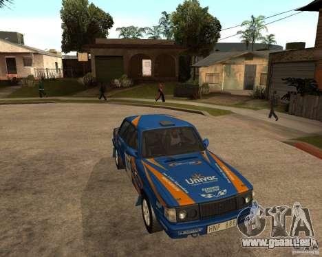 Volvo 242 Lightspeed Rally Edition für GTA San Andreas rechten Ansicht