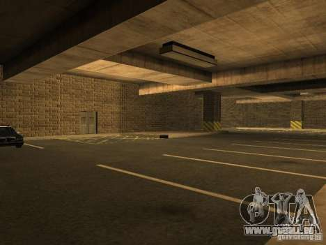 The Los Angeles Police Department für GTA San Andreas sechsten Screenshot