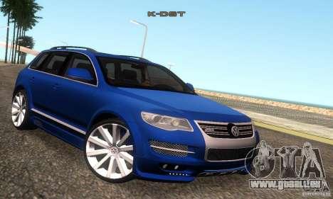 VolksWagen Touareg R50 JE Design Tuning für GTA San Andreas