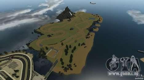 DiRTY - LandRush für GTA 4 Sekunden Bildschirm
