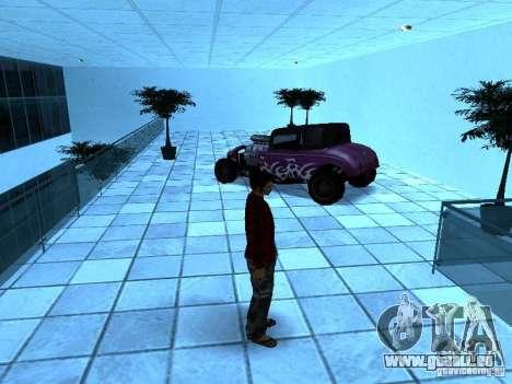 Véhicules neufs autour de l'État pour GTA San Andreas cinquième écran