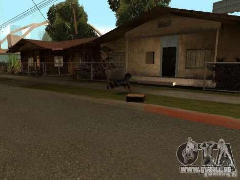 Tiere für GTA San Andreas sechsten Screenshot