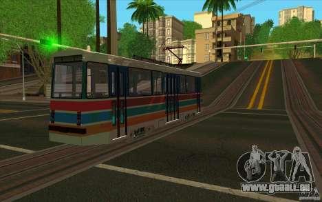 Timis 2 pour GTA San Andreas sur la vue arrière gauche