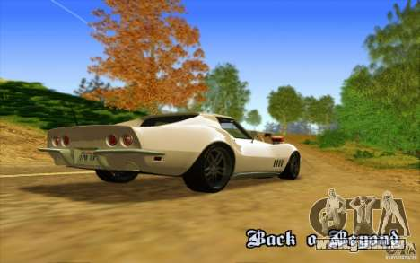 ENBSeries HD für GTA San Andreas siebten Screenshot