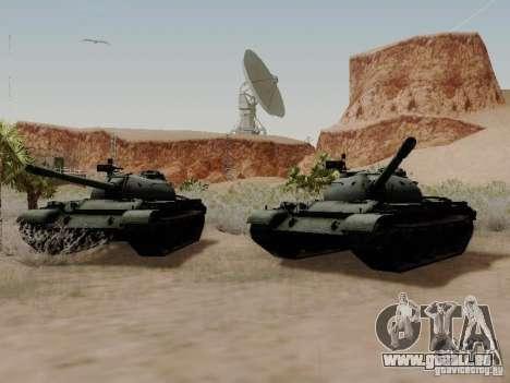 Type 59 für GTA San Andreas rechten Ansicht