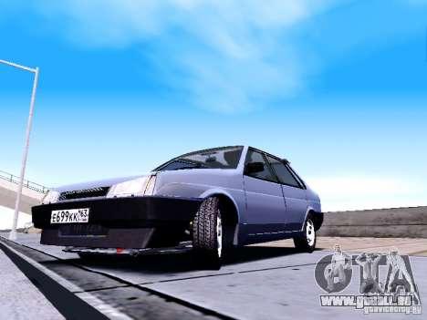 VAZ 21099 für GTA San Andreas