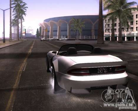 ENBSeries pour Ultra Pack Vegetetions pour GTA San Andreas septième écran
