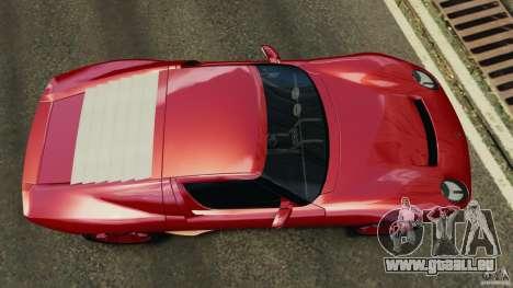 Lamborghini Miura 2006 pour GTA 4 est un droit