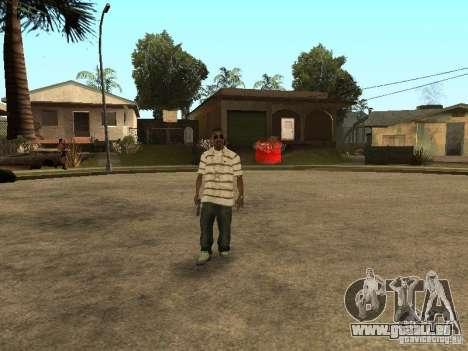 Still Pimpin pour GTA San Andreas deuxième écran