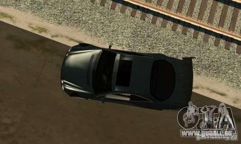 Mercedes-Benz CL65 Eligible Ferry Tuning für GTA San Andreas zurück linke Ansicht
