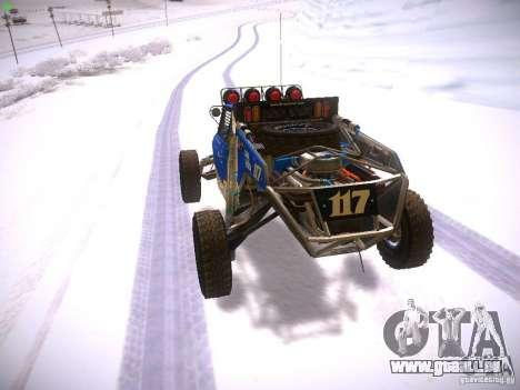 Ickler Jimco Buggy pour GTA San Andreas laissé vue