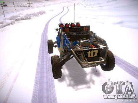 Ickler Jimco Buggy für GTA San Andreas linke Ansicht