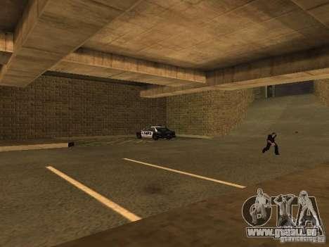 The Los Angeles Police Department für GTA San Andreas fünften Screenshot
