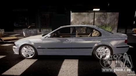 BMW M5 E39 Stock 2003 v3.0 für GTA 4 linke Ansicht