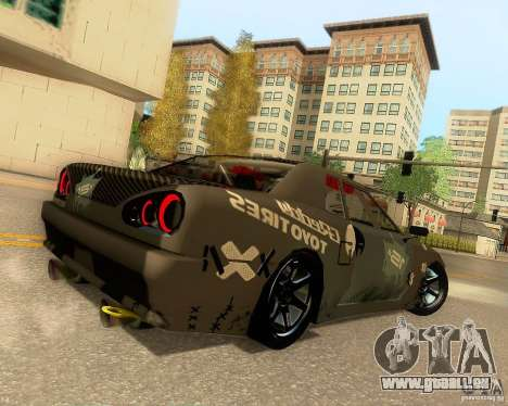 Elegy Drift Korch für GTA San Andreas Räder