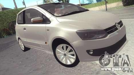 Volkswagen Fox 2013 für GTA San Andreas