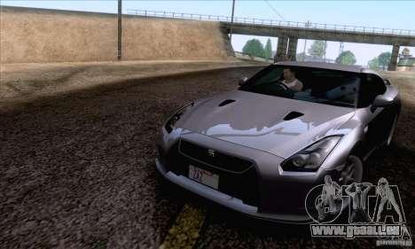 SA_nGine v1.0 pour GTA San Andreas septième écran