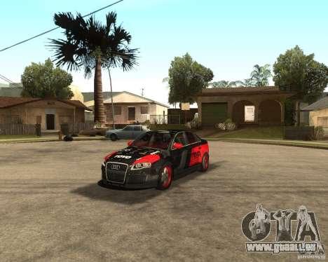 Audi RS4 Grip für GTA San Andreas