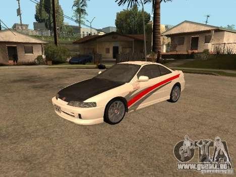 Honda Integra 2000 für GTA San Andreas