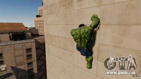 Script de Hulk pour GTA 4 septième écran