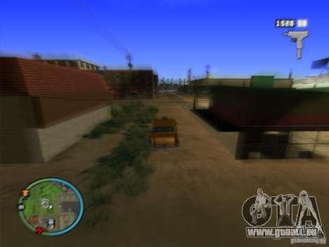 ENBseries v.0.075 v2 für GTA San Andreas zweiten Screenshot