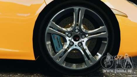 McLaren MP4-12C v1.0 [EPM] pour GTA 4 est une vue de dessous