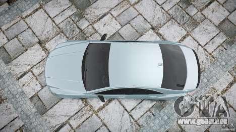 Mercedes Benz CLS 63 AMG 2012 für GTA 4 rechte Ansicht