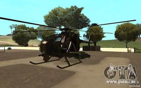 AH 6 pour GTA San Andreas