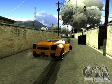 Queen Unique Graphics HD pour GTA San Andreas troisième écran
