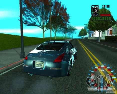 ENB by Makc für GTA San Andreas fünften Screenshot